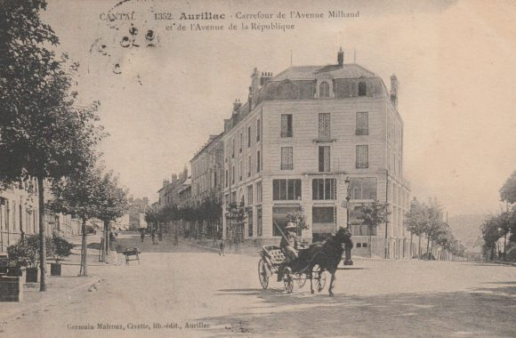 G.Malroux 1352-Carrefour ave Milhaud et Ave de la republique